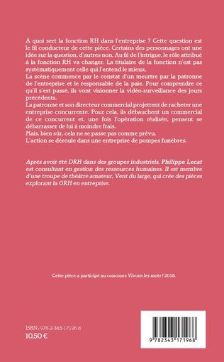 4eme Pitié pour la DRH !