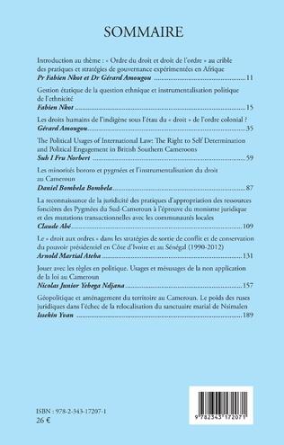 4eme Revue africaine d'études politiques & stratégiques