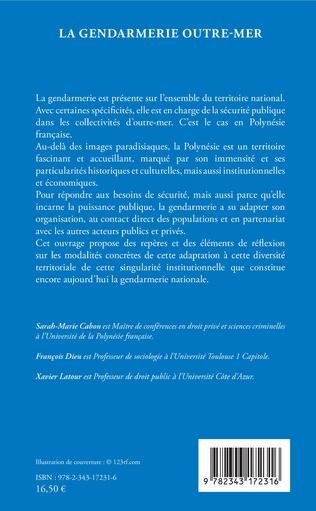 4eme La gendarmerie outre-mer