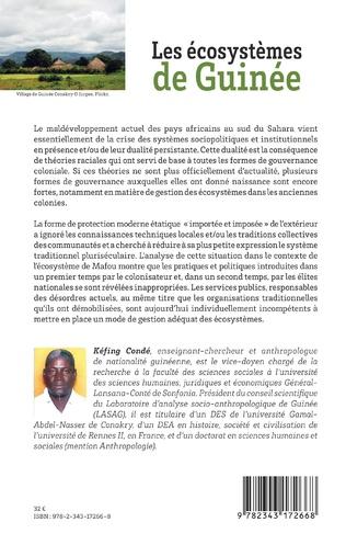 4eme Les écosystèmes de Guinée