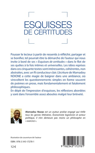 4eme Esquisses de certitudes