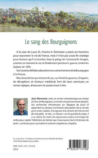 4eme Le SANG DES BOURGUIGNONS