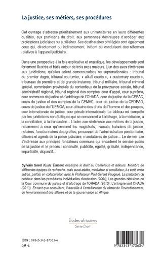 4eme La justice, ses métiers, ses procédures 3è édition