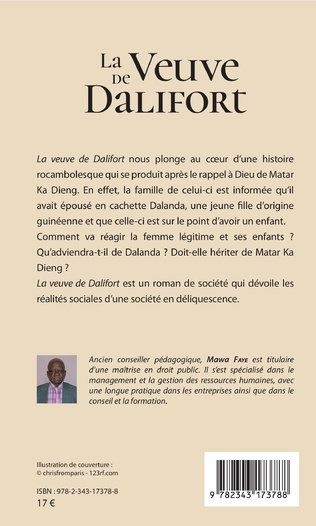 4eme La Veuve de Dalifort