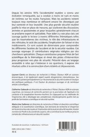 4eme La sécurité routière en France