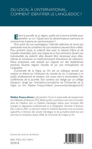 4eme Du local à l'international, comment identifier un Languedoc ?