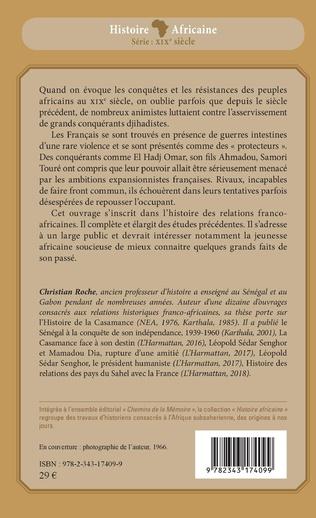 4eme Les Résistances africaines aux conquêtes djihadistes et françaises du XIXè siècle