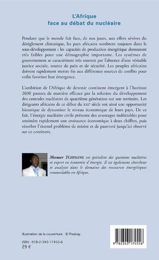 4eme L'Afrique face au débat du nucléaire