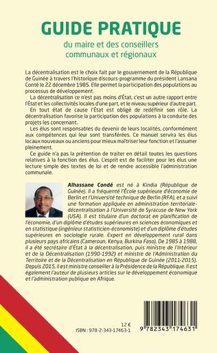 4eme Guide pratique du maire et des conseillers communaux et régionaux