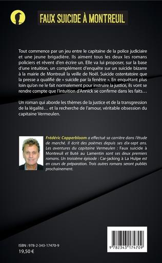 4eme Faux suicide à Montreuil