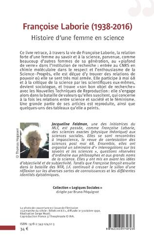 4eme Françoise Laborie (1938-2016)