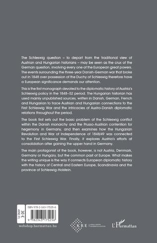 4eme Austria's Schleswig Policy