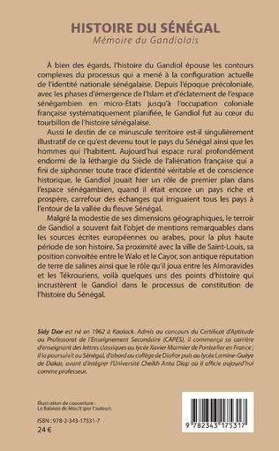 4eme Histoire du Sénégal