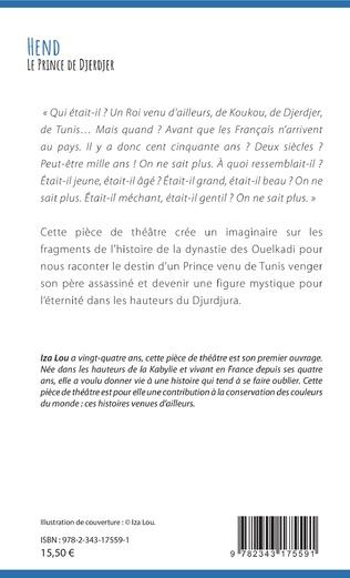 4eme Hend Le prince de Djerdjer