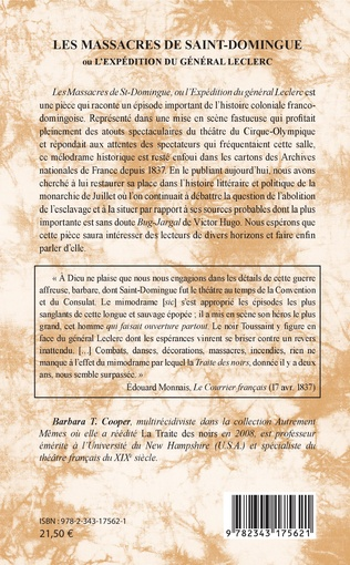 4eme Les massacres de Saint-Domingue