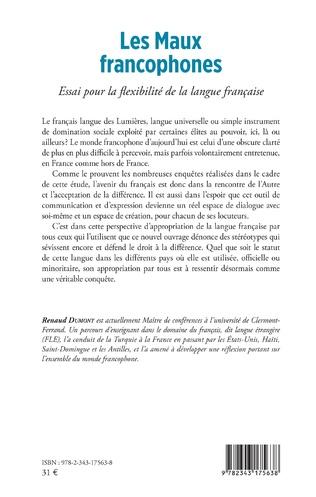 4eme Les Maux francophones
