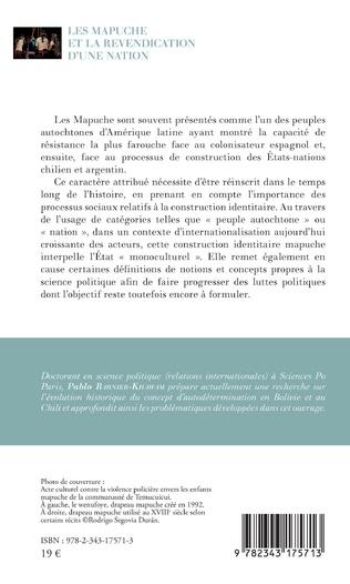 4eme Les Mapuche et la revendication d'une nation