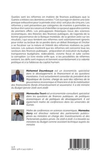 4eme Guinée réforme des finances publiques