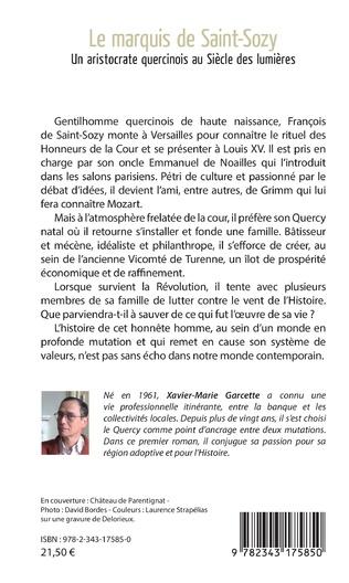 4eme Le marquis de Saint-Sozy