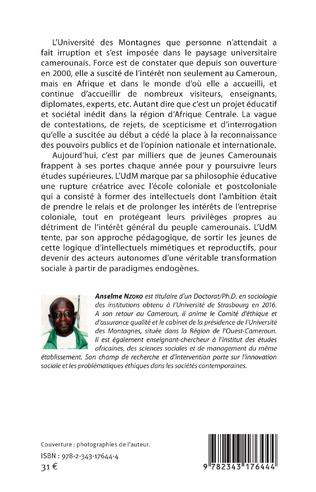 4eme Refonder l'Université africaine avec la société civile