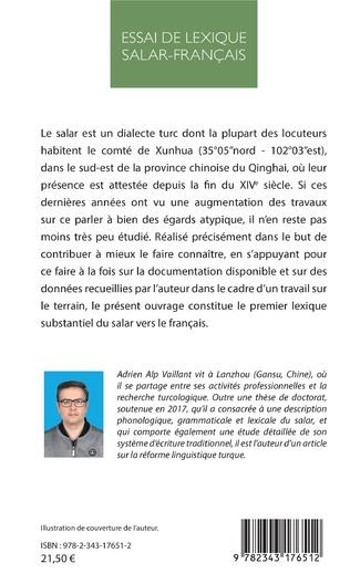 4eme Essai de lexique Salar-Français