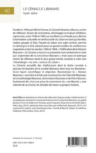 4eme Le cénacle libanais (1946-1984)