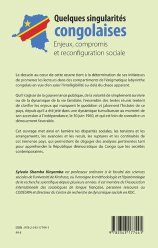 4eme Quelques singularités congolaises