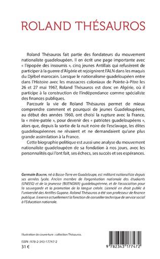 4eme Roland Thésauros