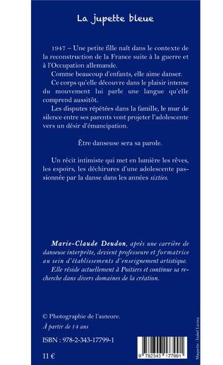 4eme La jupette bleue