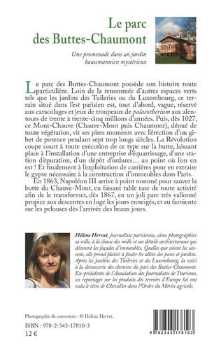 4eme Le parc des Buttes-Chaumont