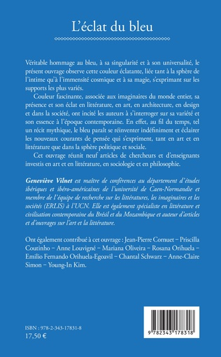 4eme L'Éclat du bleu