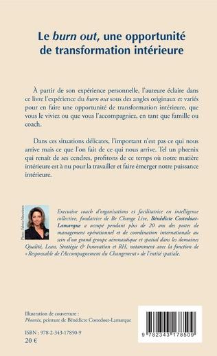 4eme Le <em>burn out</em>, une opportunité de transformation intérieure