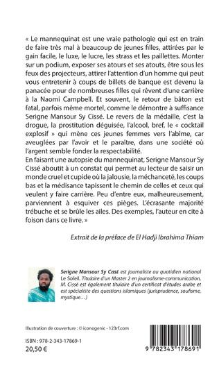 4eme Echographie du mannequinat au Sénégal