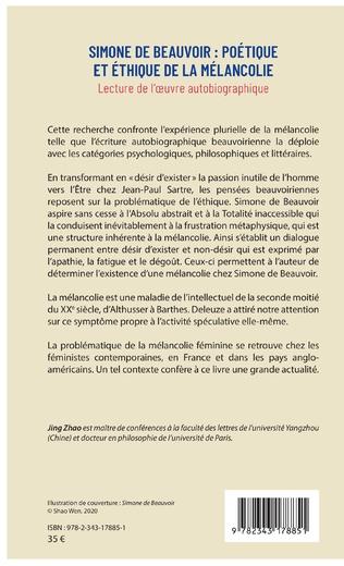 4eme Simone de Beauvoir :