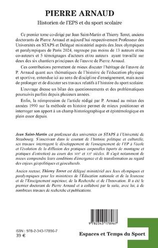 4eme Pierre Arnaud