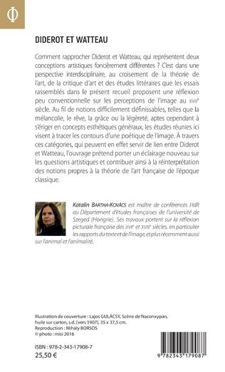 4eme Diderot et Watteau