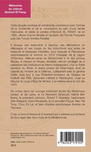 4eme Mémoires du colonel El Fassy