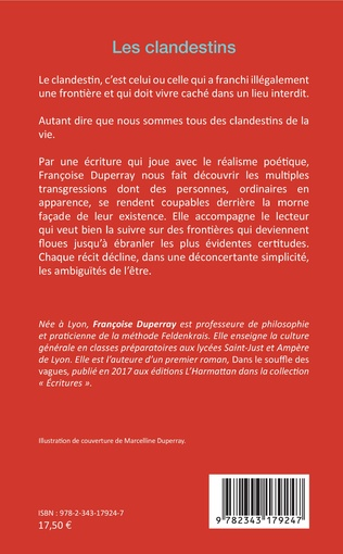 4eme Les Clandestins