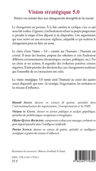 4eme Vision stratégique 5.0