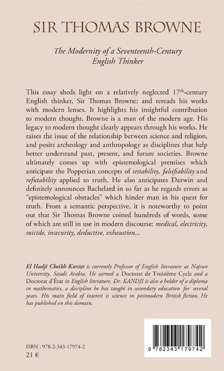 4eme Sir Thomas Browne