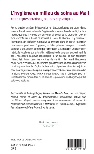 4eme L'hygiène en milieu de soins au Mali