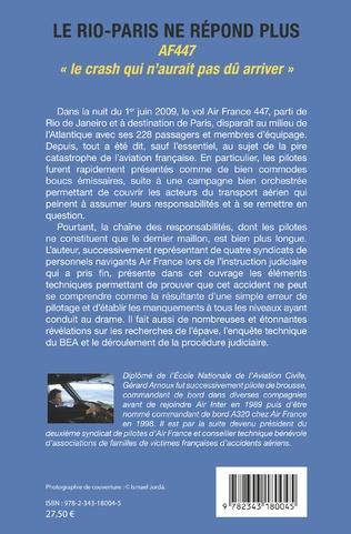 4eme Le Rio-Paris ne répond plus