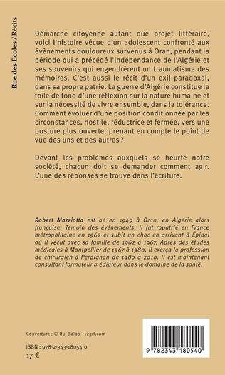 4eme Les Mémoires réconciliées