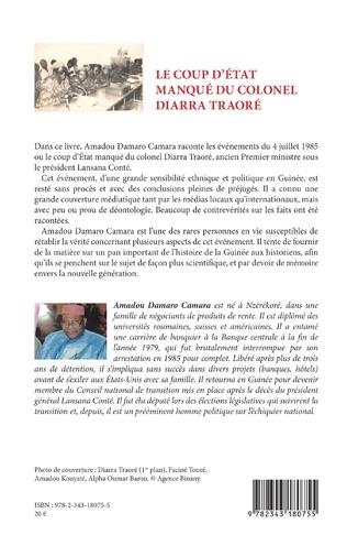 4eme Le coup d'état manqué du colonel Diarra Traoré