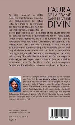 4eme L'aura de la femme dans le verbe divin