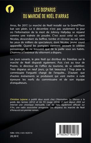4eme Les disparus du marché de noël d'Arras