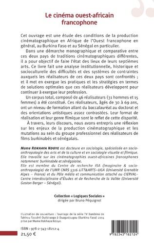 4eme Le cinéma ouest-africain francophone