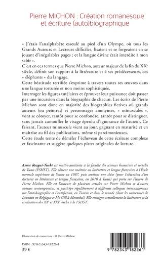 4eme Pierre Michon :