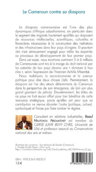 4eme Le Cameroun contre sa diaspora