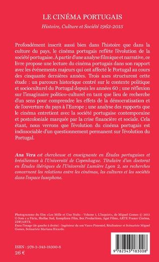 4eme Le cinéma portugais
